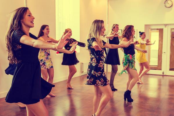 Workshop Salsa in Assen